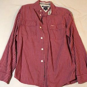 Tommy Jeans button down shirt